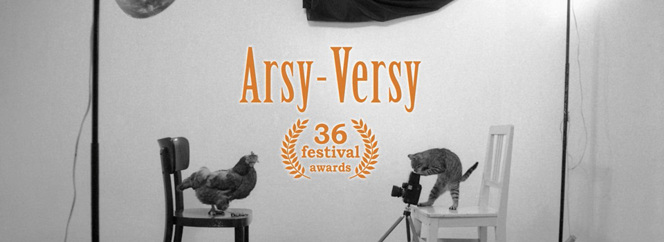 Arsy Versy (Documentary)
